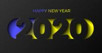 Une belle et heureuse année 2020