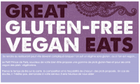 Diner Vegan et gluten-free