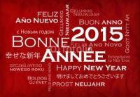 BONNE ANNEE _ HAPPY NEW YEAR