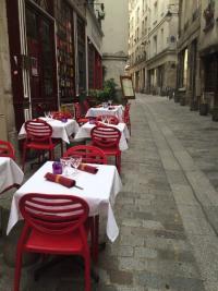Au mois de mai, Le Petit Prince de Paris, Maitre Restaurateur,  fera tout ce qui vous plait !