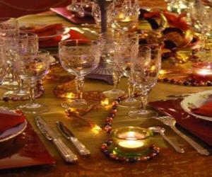 Soir du Reveillon et soir de Noel 2O17