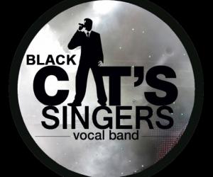Reveillon concert 31 Décembre 2019 .  Un dîner musical tout en fête avec  les Black Cats Singers