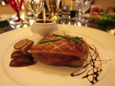 Formule à 26 € - Entrée et plat, ou plat et dessert au choix L'entrée seule 11€, le plat seul 21€