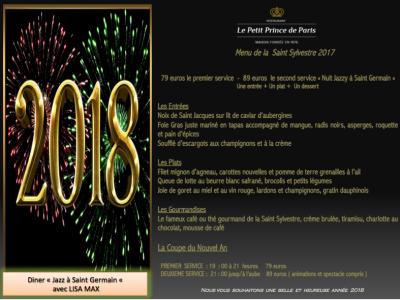 Saint Sylvestre 2017
