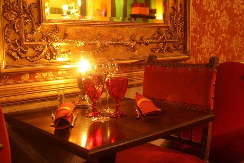 Le Petit Prince Restaurant Paris Menu